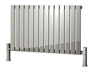 Reina Calix 435 x 600mm Polished Designer Radiator