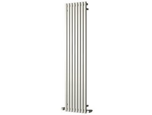 Reina Cascia 240 x 1800mm White Steel Designer Radiator