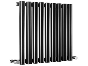Reina Sena 395 x 550mm Black Designer Radiator