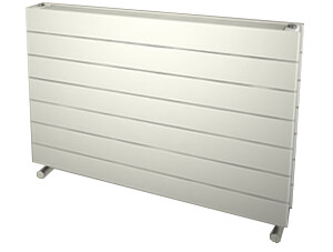 Reina Flatco Type 21 Steel 400 x 588mm White Steel Designer Radiator