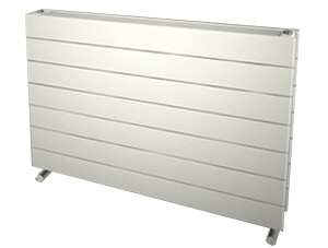Reina Flatco Type 22 Steel 1000 x 292mm White Designer Radiator
